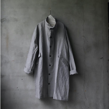 Bergfabel バーグファベル / Over size coatオーバーサイズコート/BFmC42/816