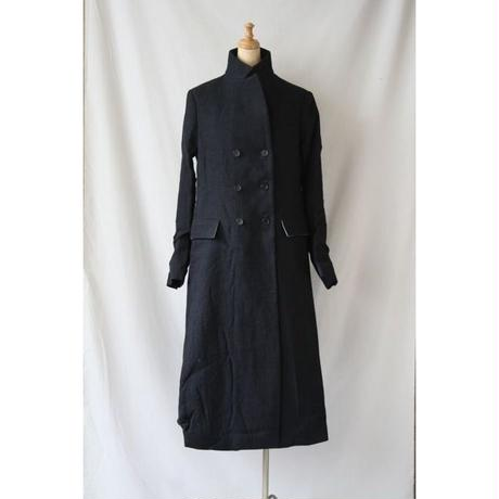 Bergfabel バーグファベル/ ロングコート long doublebreasted coat / bf-14021