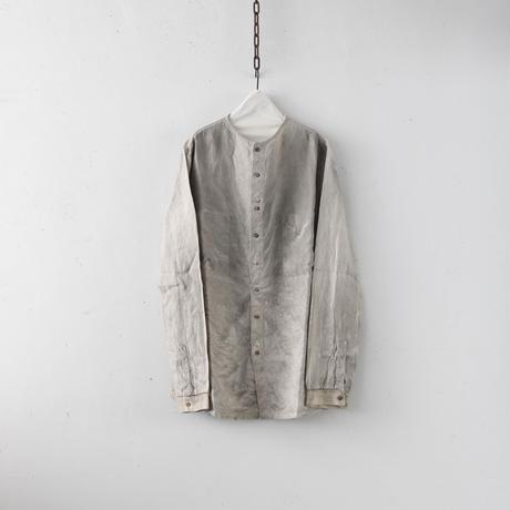 MAVRANYMA  / Linen work-shirtシャツ / Mav-19004
