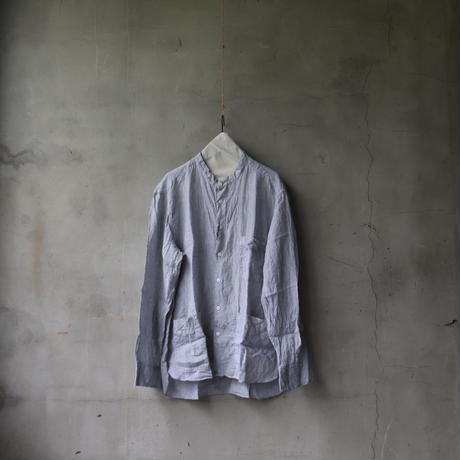 Bergfabel バーグファベル / farmer shirt/stand collarシャツ/ BFmsh40/A64