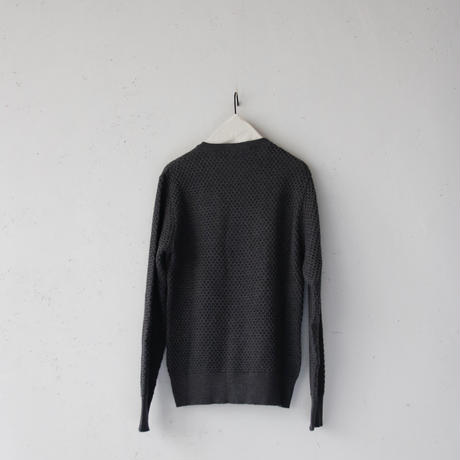 G.R.P. Knitwear Factory / Crew Neck Knit クルーネックニット/ G-17002