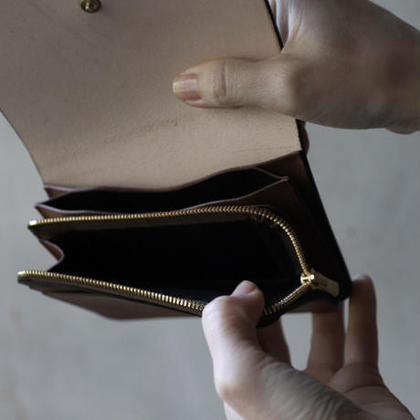 formeフォルメ /  Bridle leather Hand wallet 財布 /  fo-21002 ( fip-21 )