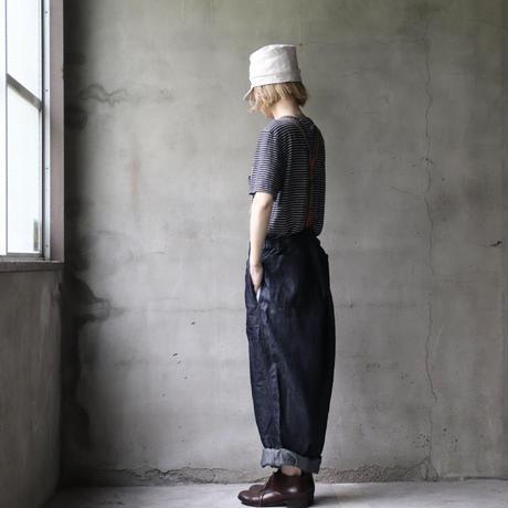 cavane キャヴァネ / 【受注予約】over pants with suspendersオーバーパンツ /  ca-21050