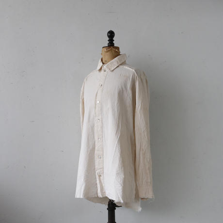ALEKSANDR MANAMISアレクサンドルマナミス/ Layered Placket Shirtシャツ/ am-19002