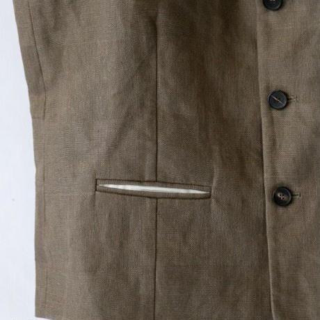 Bergfabel バーグファベル / worker vest ワーカーベスト / bfm-16002