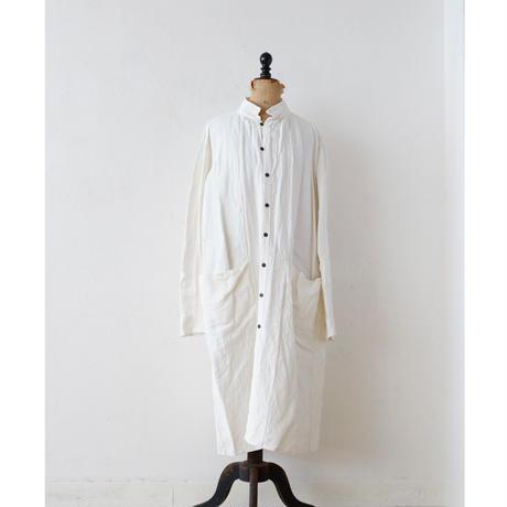 KLASICA クラシカ /Long classic shirts unisex ロングシャツコート/ kl-17003