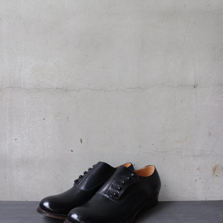 formeフォルメ /  Button Up Shoes plain toeボタンシューズ  / fo-19012