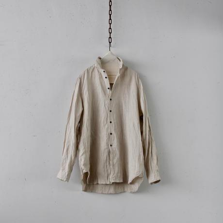 cavane キャヴァネ / Plain over-shirtシャツ / ca-19076