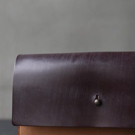 formeフォルメ / Bridle leather long wallet 長財布 /  fo-20007 ( fip-15 )