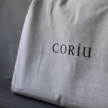 CORIU コリゥ/  TOTE ANELLO CALF(C01) / cor-21007