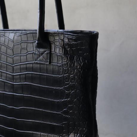 cavane キャヴァネ / Crocodile handle bag / ca-21100