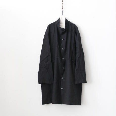 Bergfabel バーグファベル / Unlined Oversize coatオーバーサイズコート/ BFmC42/664