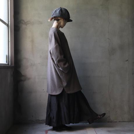 cavane キャヴァネ /  No color coatコート / ca-20174M