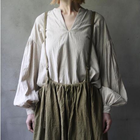 cavane キャヴァネ / Pullover blouseブラウス / ca-20147N