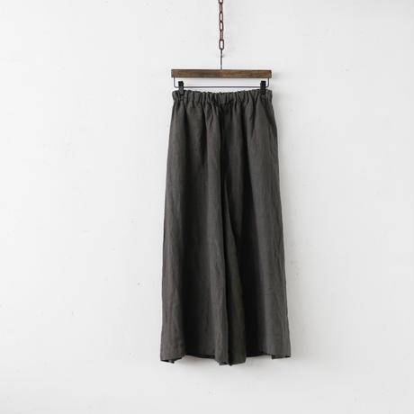 cavane キャヴァネ / Flared wide pantsワイドパンツ / ca-19071