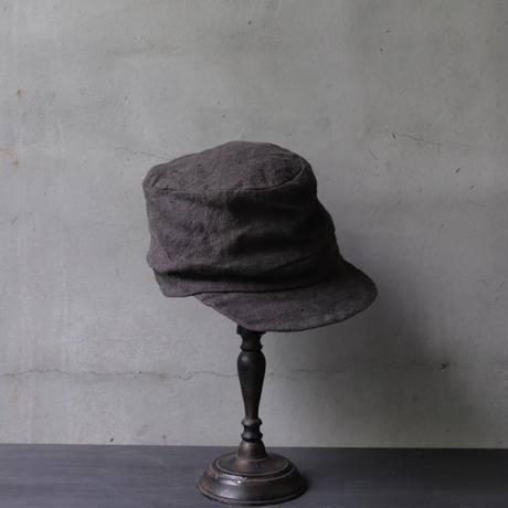 der antagonist デ アンタゴニスト / Work cap帽子 / C33BLAT21/22