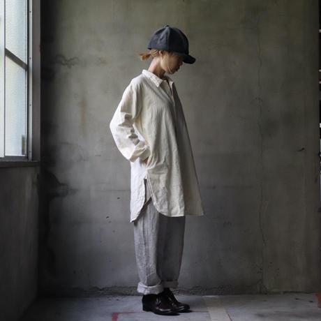 cavane キャヴァネ / Pullover pajamas shirtsシャツ / ca-20156