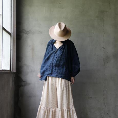 Tabrik タブリク / gather blouseギャザーブラウス / ta-19019