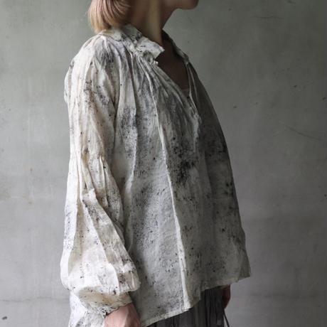 Tabrik タブリク /logwood blouseブラウス/ ta-21002