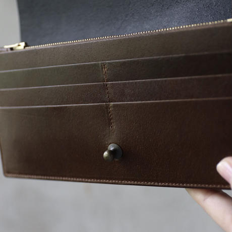 formeフォルメ / Liscio leather long walletⅡ長財布Ⅱ / fo-20022 ( fip-18 )