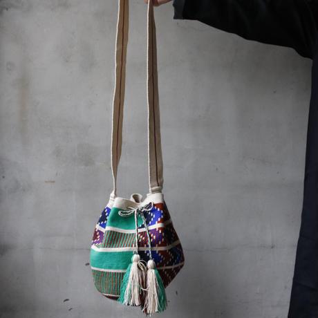 GUANABANAグアナバナ  /  sac 巾着ショルダーバッグ / gu-18001