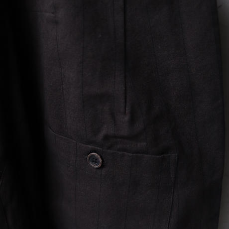 ALEKSANDR MANAMISアレクサンドルマナミス/ Worked pantsパンツ / am-20004