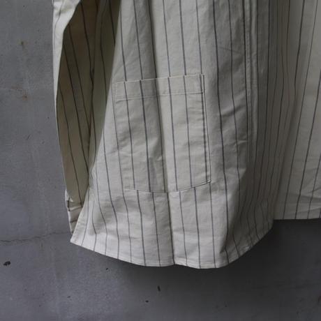 ALEKSANDR MANAMISアレクサンドルマナミス/ THREE POCKET ASYMMETRIC SHIRT JKシャツ/ am-21012