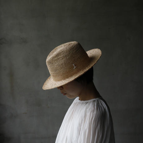 Muhlbauer ミュールバウアー/ NATURAL STRAW HAT 帽子/ Mu-19006 ( M19144)