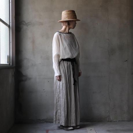 cavane キャヴァネ / Over skirtスカート / ca-21026