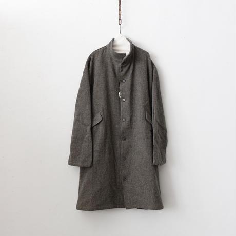 Bergfabel バーグファベル / Unlined Oversize coatオーバーサイズコート/ BFmC42/673