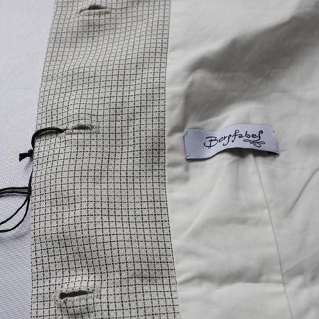 Bergfabel バーグファベル / vest W reverse ベスト/ bfm-17003