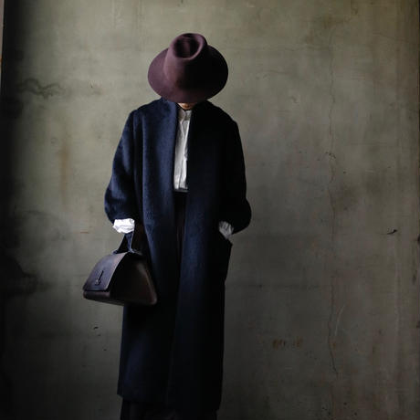 Tabrik タブリク /  Shaggy wool long-coatシャギーウールコート/ ta-17027