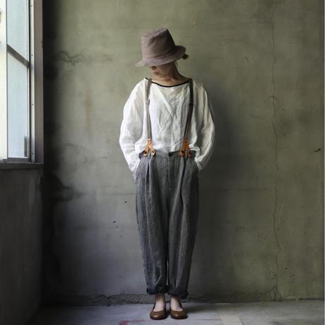 cavane キャヴァネ / Pants with suspenderパンツ/ ca-21900
