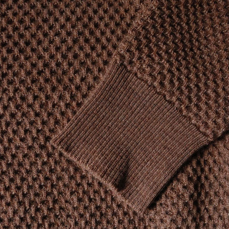 G.R.P. Knitwear Factory / Crew Neck Knit クルーネックニット/ G-17001