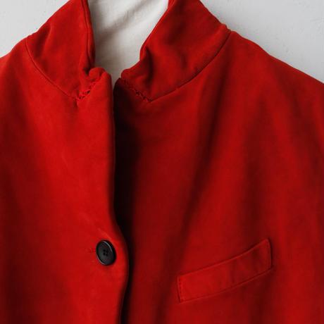 Bergfabel バーグファベル / short tyrol leather jacketショートチロルレザージャケット/BFmJ62a503R