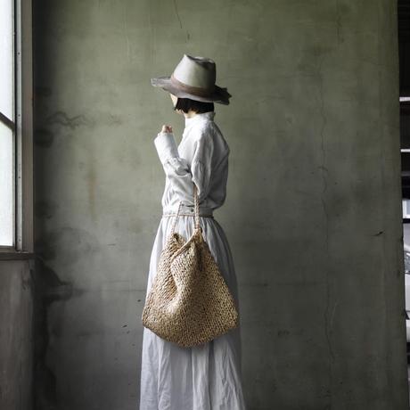 cavane キャヴァネ /  French linen-skirtリネンスカート /  ca-18054