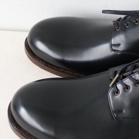 formeフォルメ / Blucher plain toe 5hole  goodyear welted 外羽根プレーントゥシューズ / fo-18010