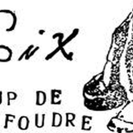Six coup de foudre シス クード フードル/ frame  bag / six-20026(SHO-61)