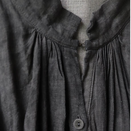 Tabrik タブリク / Gather dressワンピース/ ta-21017