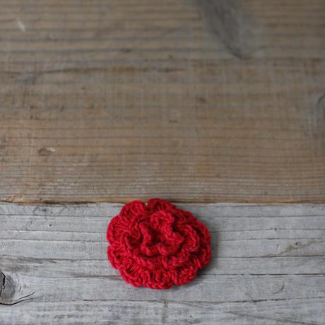 Bergfabel バーグファベル / Flower broachフラワーブローチ/  bfg-17010