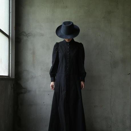 NATIVE VILLAGE ネイティブヴィレッジ /  縦にならんだスタンドカラードレス / na-19019