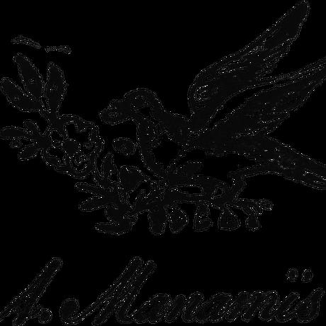 ALEKSANDR MANAMISアレクサンドルマナミス/ PAINTERS SHIRTシャツ/ am-21005