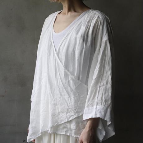 cavane キャヴァネ / Cache coeur blouseブラウス / ca-21056
