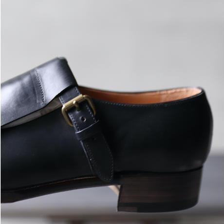 formeフォルメ / T-strap plain toe with Fringe Tストラップシューズ / fo-20029( ff-101 )