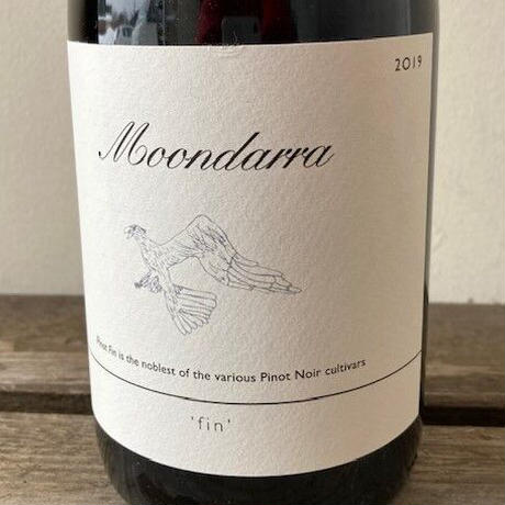 フィン・ピノ・ノワール 2019 ムーンダーラ / FIN Pinot Noir 2019 Moondarra