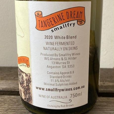 タンジェリン・ドリーム 2020 スモールフライ・ワインズ / Tangerine Dream 2020 Smallfry Wines