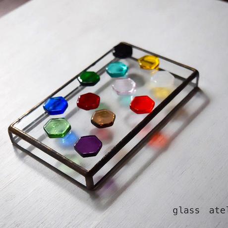 カラーセラピー用ツール【光の箱+ヘキサゴンツール】