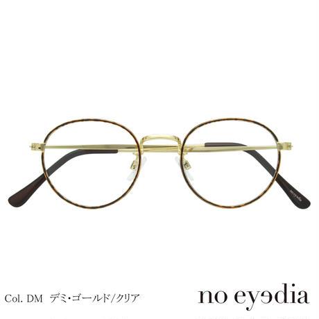 no eyedia+   NE-AF-002(伊達メガネ) 2color