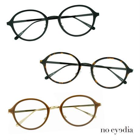 no eyedia  NE-422  (伊達メガネ)  3color