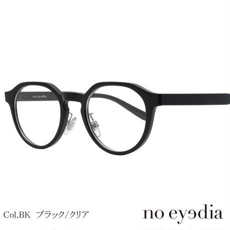 no eyedia  NE-430(伊達メガネ) 2color
